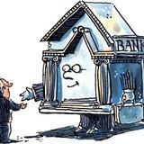 Ngân hàng ngoại đang vẽ lại thị phần