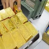 Vàng trong nước cao hơn thế giới 4,35 triệu đồng/lượng