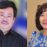 6 cặp vợ chồng doanh nhân quyền lực trên thương trường