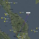 Lập sở chỉ huy tại Phú Quốc để tìm kiếm máy bay của Malaysia