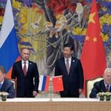 """Nga xem hợp đồng 400 tỷ USD với Trung Quốc là """"đòn"""" giáng vào phương Tây"""