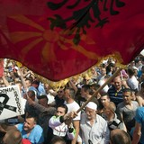 """Phương Tây đang tạo """"kịch bản Ukraine"""" tại Macedonia?"""