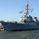 """Hai cường quốc Mỹ, Anh điều chiến hạm tới biển Đen và biển Baltic để """"răn đe"""" Nga"""