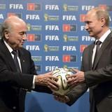 Ông Putin: Vụ bên bối ở FIFA không liên quan tới Nga