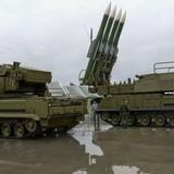"""Nga phô diễn nhiều siêu vũ khí ở """"chợ vũ khí"""" Moscow"""