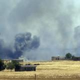 Chiến binh người Kurd chiếm lại thành phố lớn ở Syria từ tay IS