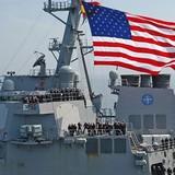 Tàu khu trục tên lửa của Hoa Kỳ vào Biển Đen
