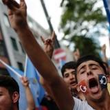 Vì sao biểu tình chống Trung Quốc bùng phát ở Thổ Nhĩ Kỳ?