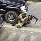 An ninh Ukraine bắt giữ 2 thành viên phe cực hữu Pravyi Sector