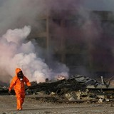 Trung Quốc xác nhận có hàng trăm tấn cyanure bị nổ ở Thiên Tân