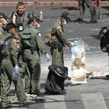 Cảnh sát Thái tiết lộ ảnh nghi can trong vụ đánh bom ở Bangkok