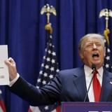 Cuộc đua vào Nhà Trắng: Tỷ phú Donald Trump khuấy động nước Mỹ