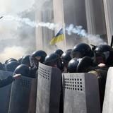 Hai thành viên cao cấp đảng cực hữu Ukraine bị truy tố