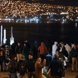 Chile báo động sóng thần sau động đất
