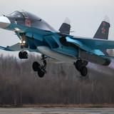 Máy bay Nga tiêu diệt các trạm chỉ huy của IS