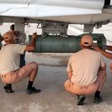 Nga dùng bom có độ chính xác cao giáng đòn xuống Syria