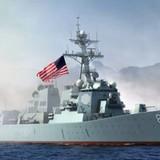 Mỹ điều tàu chiến tới Biển Đông: Đồng minh hoan nghênh, Bắc Kinh tức tối