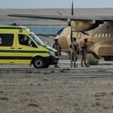 Ai Cập tấp cập tìm kiếm tại khu vực máy bay Nga rơi