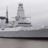Khu trục hạm Anh tiến vào Biển Đen
