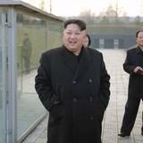 """Bắc Triều Tiên: Kim Jong Un """"khoe"""" có bom H"""