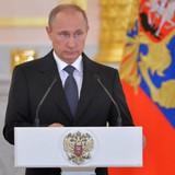 Ông Putin: Sức mạnh của người Nga nằm ở sự đoàn kết