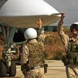 Nga rút lực lượng thủy quân lục chiến Hạm đội Biển Đen khỏi Syria về Crimea