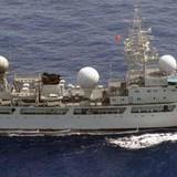 Trung Quốc điều tàu trinh sát điện tử đến Biển Đông