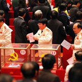 Ngày 27/1, Ban chấp hành Trung ương khóa XII bầu Bộ Chính trị, Tổng Bí thư