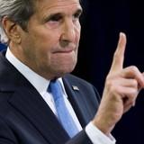 Ông Kerry đe ông Assad về khả năng xâm nhập Syria