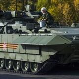 """Xe tăng Armata quá """"dữ tợn"""" đối với Bộ Nội vụ Nga"""