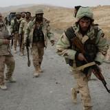 Tấn công ồ ạt, lính Syria tháo cờ IS trên pháo đài cổ Palmyra