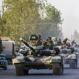 Azerbaijan tuyên bố quyết định ngừng bắn ở Nagornyi Karabakh
