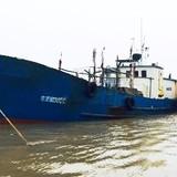 Truy bắt tàu Trung Quốc xâm phạm chủ quyền biển Việt Nam