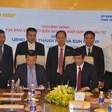 Sun Group đầu tư gần 10.000 tỷ làm dự án du lịch nghỉ dưỡng ở Thanh Hóa