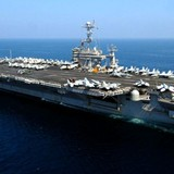 """Trung Quốc """"cấm cửa"""" hàng không mẫu hạm Mỹ vào Hong Kong"""