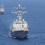 Hải quân Indonesia diễn tập lớn ở Biển Đông