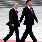 """Trung Quốc """"trải thảm đỏ"""", ông Putin thăm Bắc Kinh tìm kiếm đầu tư"""