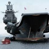 """Nga sẽ dùng tàu """"Đô đốc Kuznetsov"""" để thay thế Mistral của Pháp"""