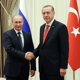 Ông Putin đã điện đàm với ông Erdogan sau vụ đảo chính bất thành ở Thổ Nhĩ Kỳ