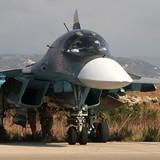 Ông Putin trình kế hoạch để không quân Nga đóng quân vô thời hạn tại Syria