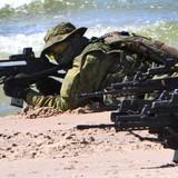 Bộ Quốc phòng Litva chuyển đạn dược, vũ khí sang Ukraine
