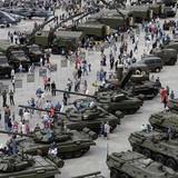 8 tháng, Nga thu 7 tỷ USD từ bán vũ khí