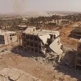 Bất chấp lệnh ngừng bắn, thành phố Foix ở Syria vẫn bị pháo kích dữ dội