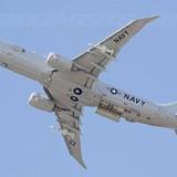 Máy bay do thám của Hải quân Mỹ bay gần căn cứ không quân Nga tại Syria