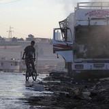 Tướng Nga bác cáo buộc không kích đoàn xe nhân đạo ở Syria