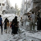 Giao tranh leo thang ở Aleppo của Syria
