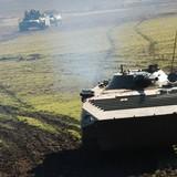 Lực lượng an ninh Ukraine tấn công Donetsk, chiến sự đang tiếp diễn