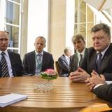 """Lãnh đạo 4 nước họp bàn """"buộc Nga thực hiện thoả thuận Minsk"""" về Ukraine"""