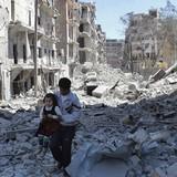 """Quân đội Nga và Syria """"không oanh kích thành phố Aleppo 7 ngày qua"""""""