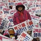 Biểu tình quy mô đòi Tổng thống Hàn Quốc từ chức